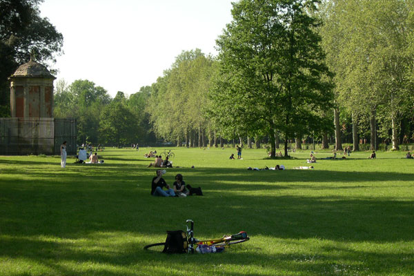 Cascine Park (600Wx400H) - The beautiful