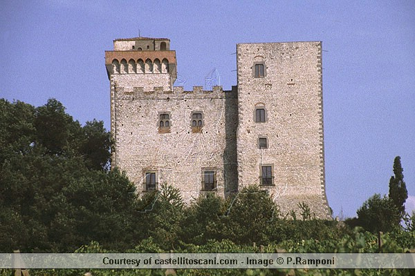 Torre del Castellano (600Wx400H) - Torre del Castellano- Reggello- Photo Courtesy of castellitoscany.com