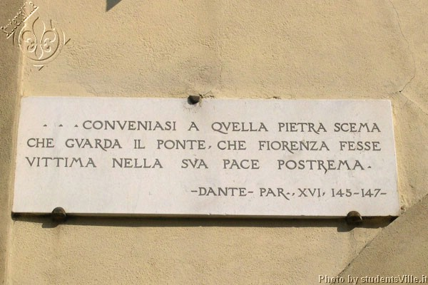Paradiso di Dante (600Wx400H) - Dante, Paradiso Canto XVI (145-147).