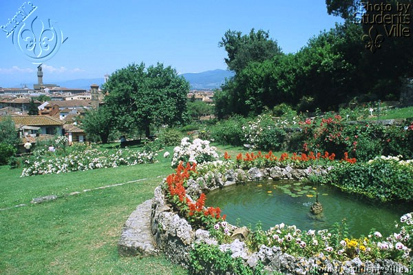 Florence italy free photo gallery and tourist information - Giardino delle rose firenze ...