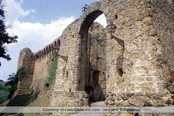 Malmantile  (600Wx400H) - Malmantile (FI) - Town Walls - Photo Courtesy of castellitoscany.com