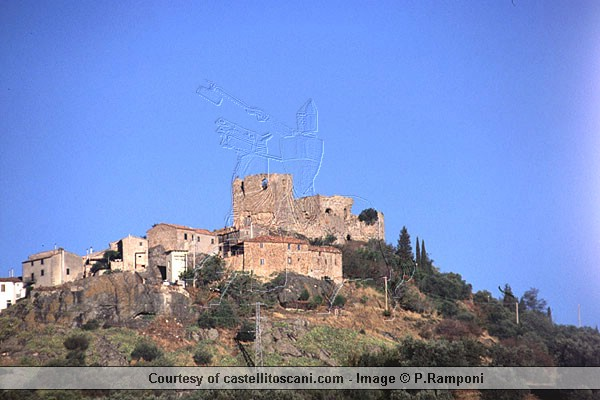 Castello di Montemassi (600Wx400H) - Castello di Montemassi - Photo Courtesy of castellitoscany.com