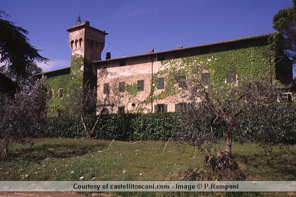 Castello del Nero (600Wx400H) - Castello del Nero - Tavarnelle V. di Pesa (FI) - Photo Courtesy of castellitoscany.com