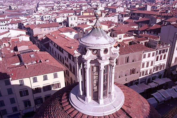 View from Basilica (600Wx400H) - View from the Basilica of San Lorenzo roof (Photo by Paolo Ramponi)