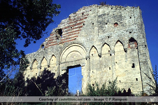 Pieve di Sillano (600Wx400H) - Pieve di Sillano (PI) - Photo Courtesy of castellitoscani.com