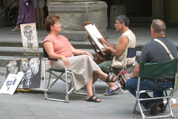 Download Street painters (600Wx400H)